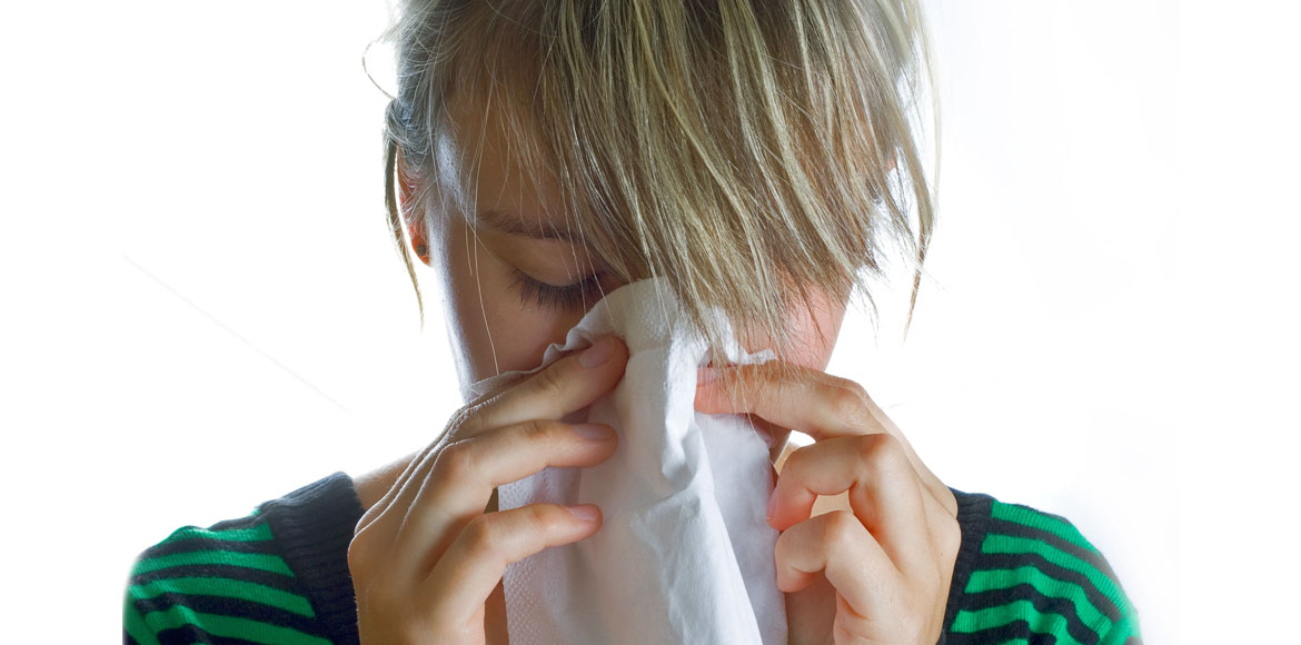 Top Tips to avoid catching a cold