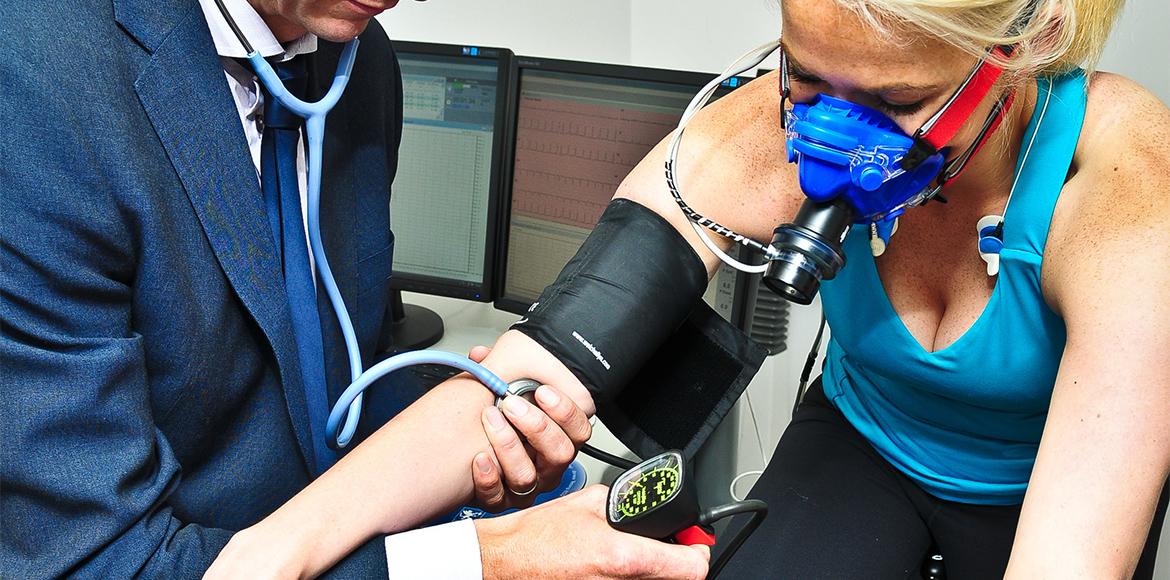 CPET- Comprehensive Heart & Lung Stress Test